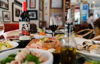 Zoetrope's zesty wines and dinners