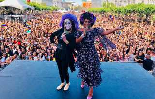 Pride 2019: Pride-alicious! Musicians and MCs on the big show