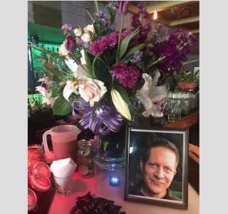 Frank Schumacher memorial @ The Edge