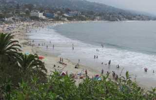 Life's a beach in Laguna and on Catalina Island
