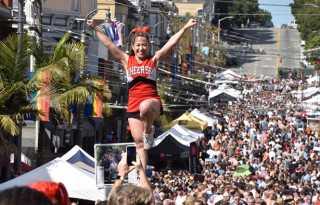 Castro Street Fair @ Castro & 18th