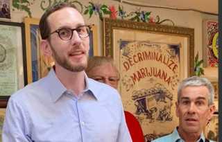 Gov signs Wiener's cannabis bill