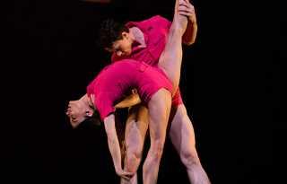 Ballet moves: SF Ballet Programs 2 & 3