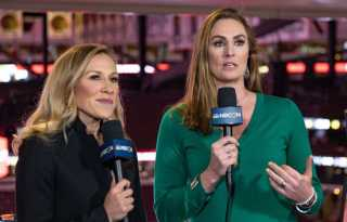 Jock Talk: Out broadcaster blazes a trail