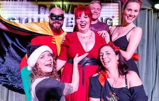 The power of story: Bawdy Storytelling's tempting tales