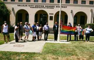 In Solano County, Dixon lone city silent on Pride Month