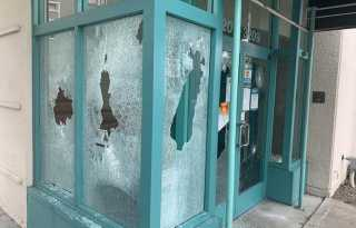 Updated: Police call Oakland LGBTQ center vandalism a hate crime