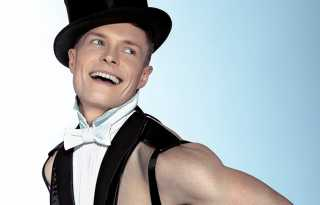 For Kim David Smith, life is a cabaret