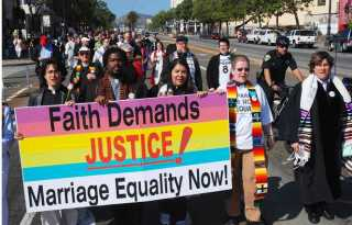 9th Circuit puts temporary stay on release of Prop 8 tapes