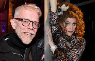 Matthew Simmons April 28, 1960-Sept. 8, 2020: healer, social worker, musician, was also known as drag performer Peggy L'Eggs