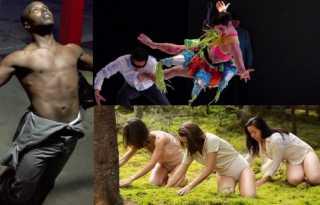 Dance films, classes move on(line)