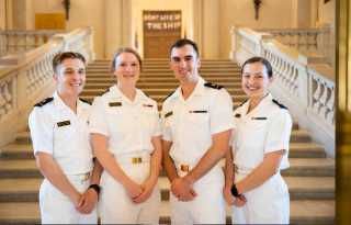 LGBTQ History Month: The US Naval Academy evolves with LGBTQ acceptance
