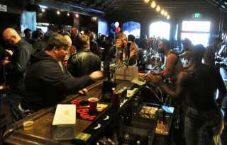 San Francisco supervisor panel backs request to landmark gay-owned Eagle bar