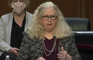 Levine becomes first out transgender person to win Senate confirmation