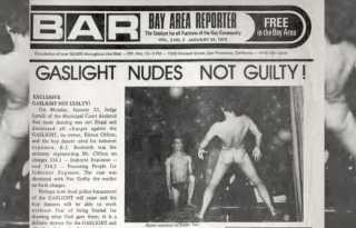 50 Years in 50 Weeks:  Nudes in the news, 1973