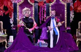 Coronation 56 crowns Juanita MORE! and David Glamamore