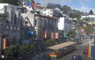Ahead of town hall, LGBTQ Alice Dem club comes out against planned security cameras in SF Castro district