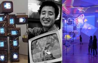 Televisionary: Nam June Paik retrospective at SF MOMA