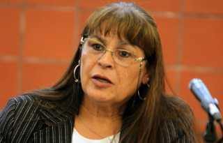 Lesbian longtime police commissioner DeJesus steps down