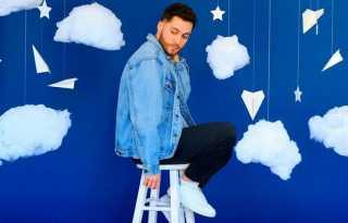 Excitable boy: singer/songwriter Jordy