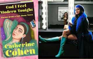 Thoroughly 'Modern' - actor, comedian & poet Catherine Cohen