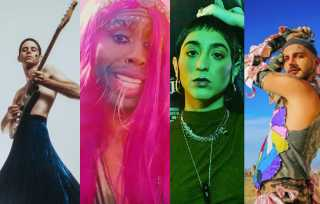 Vocal Varieties: LGBTetc musicians share special songs