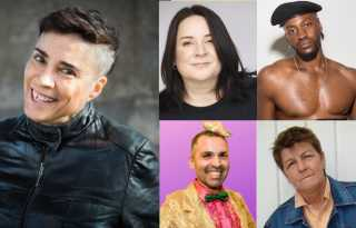 Comic Pride: Marga Gomez hosts Who's Your Mami
