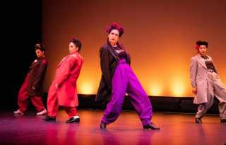 Dancing For Pride: Fresh Meat Festival's 20th, online