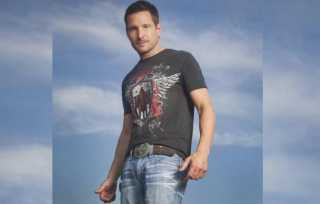 Country Pride: singer-songwriter Ty Herndon