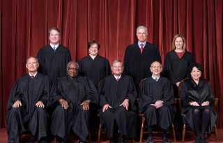 US Supreme Court says CA donor law violates 1st Amendment
