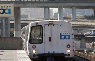 Editorial: BART leads on transit reopening
