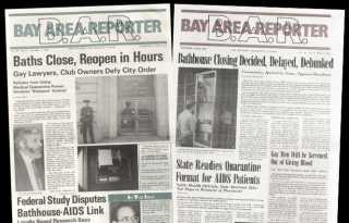 50 years in 50 weeks: 1984: Bathhouse battles
