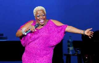 Lillias White: 'Happy' to be here