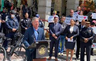 SFPD officers added to Castro area during tourist season