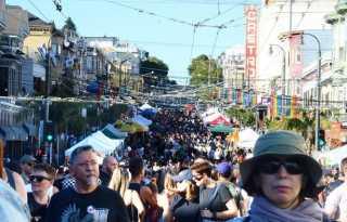 In-person Castro Street Fair set to return
