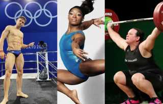 Sportertainment: The Lavender Tube on LGBT athletes & allies at the Tokyo Olympics
