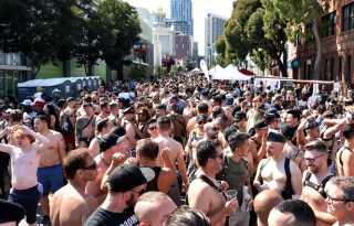 Folsom Street Market draws a crowd