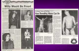 50 Years in 50 Weeks: 1988's joy amid loss