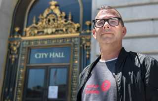 Gay man's hunger strike ends after pledges from SF leaders