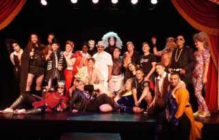 Kings' quarter (century): Drag King Contest celebrates 25 years