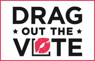 Political Notes: Drag performers protest voter suppression laws