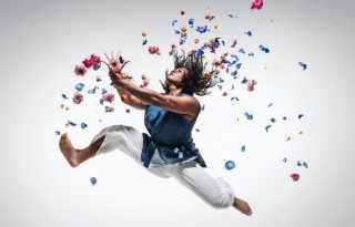 Joe Goode's new work dances through the Haight-Ashbury