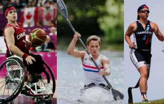Super. Human. The Lavender Tube on the Paralympic Games, 'AHS 10,' 'The Chair'