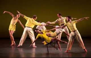 A dance to Autumn: Bay Area terpsichorian talents