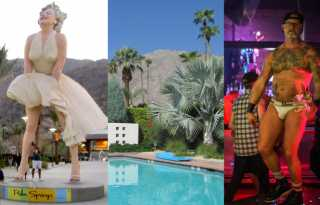 Palm Springs gears up for fall