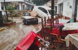 Hurricane Nora damages Puerto Vallarta's gay-popular Zona Romantica