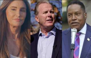 Political Notebook: CA recall candidates largely ignore LGBTQ issues