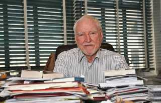 Out in the Bay: The late James Hormel tells his own story