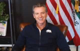 Newsom makes his case against the recall to LGBTQs