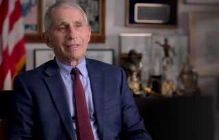 Fauci on film: documentary spans the virologist's work on two pandemics